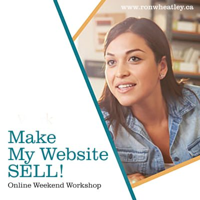 Make My Website Sell!